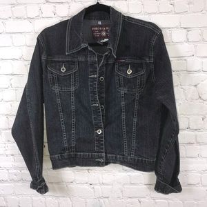 US polo jean jacket
